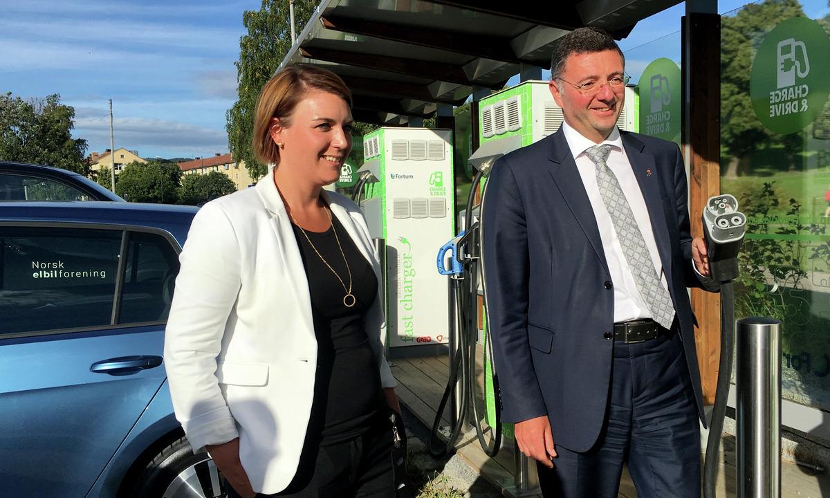 Norges elbilpolitikk har stor betydning