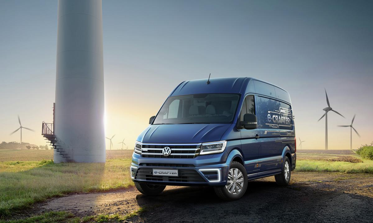 Volkswagens store elvarebil kommer neste år