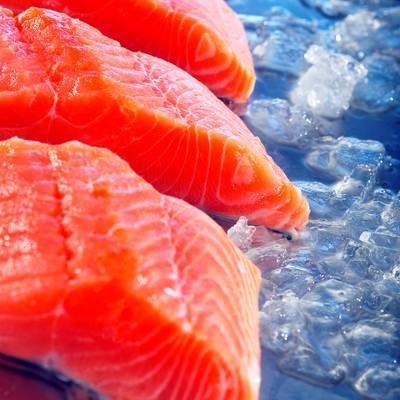 Omega-3 in salmon