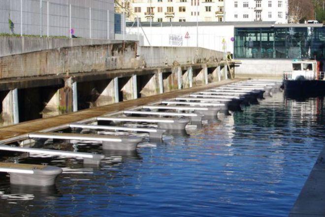 Båtplass Marineholmen