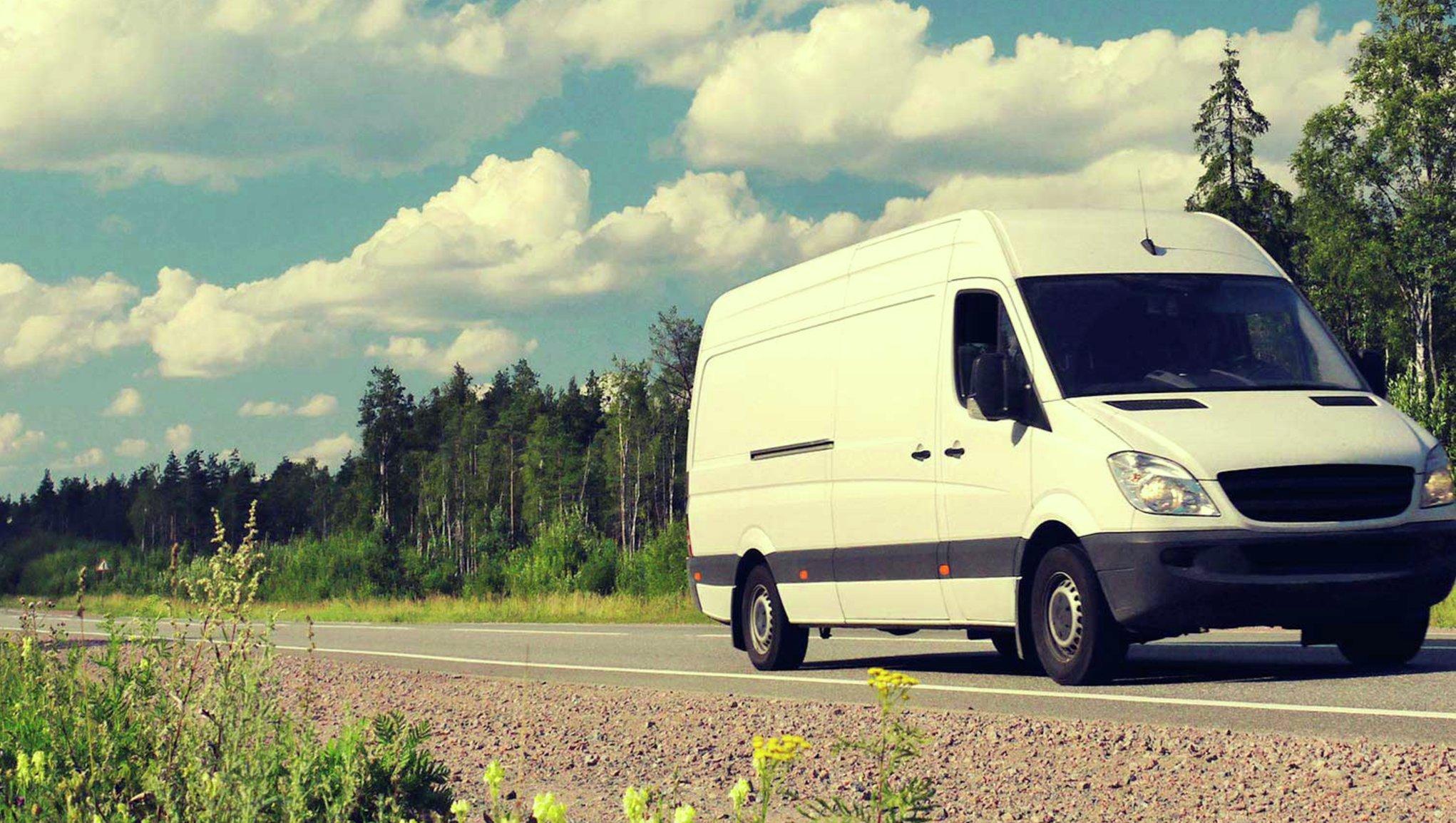 Lätt lastbils försäkring