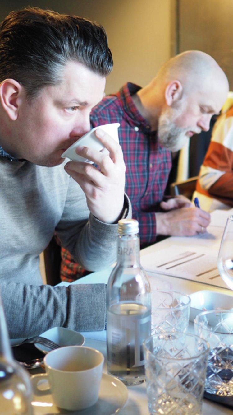 Fagjury. Gunnar Jensen. Foto: Stiftelsen Norsk Mat