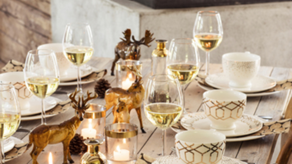 Fårikål – dekk et hyggelig bord til festen