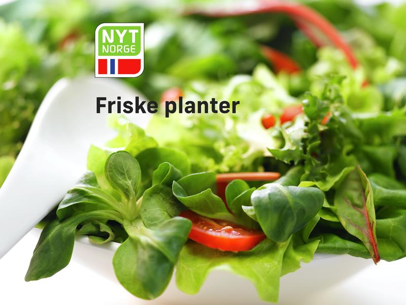 Norge bruker lite plantevernmidler