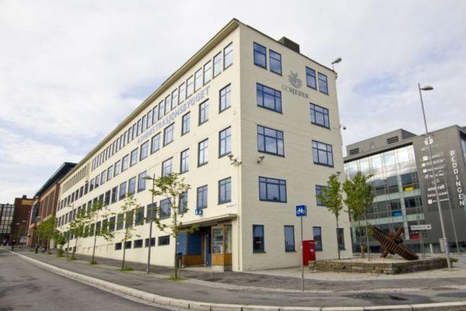 Administrasjonsbygget i Solheimsviken
