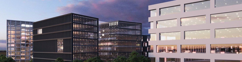 Construction City - ny kunskapspark på Ulven