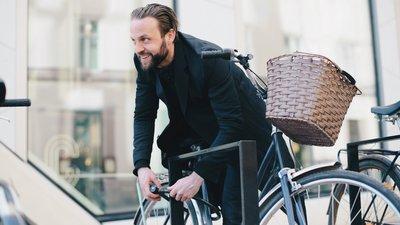 Förhindra cykelstöld