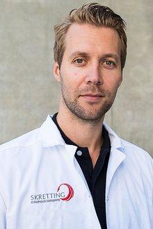 Johan Rennemo, veterinær Skretting