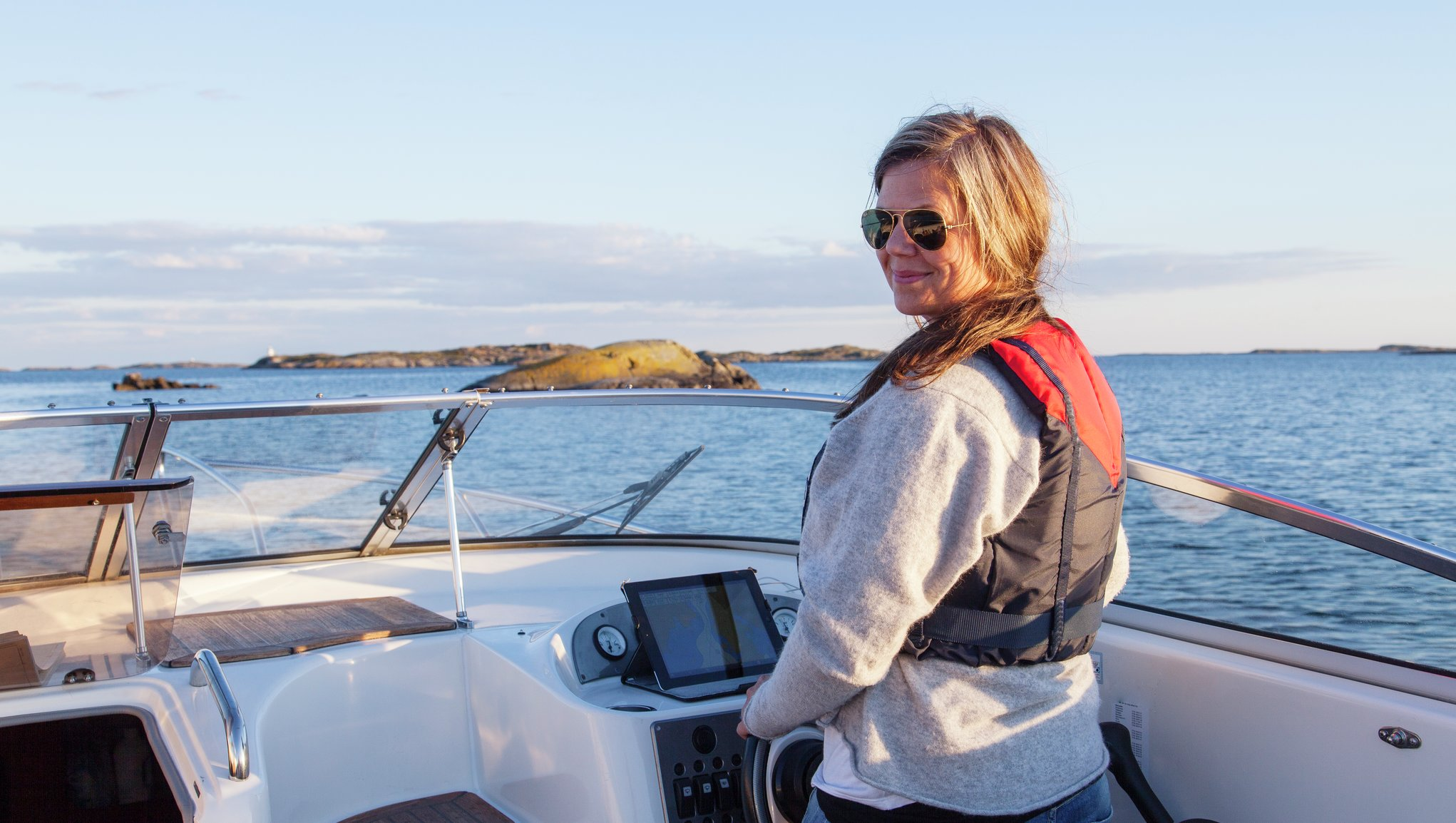 Vi hjelper deg med forsikring av fritidsbåter
