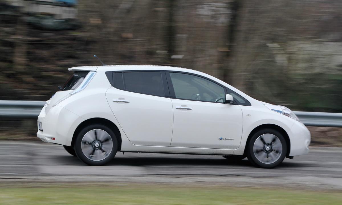 Nissan LEAF 24/30 kWh (2011-2017)