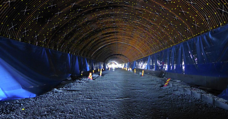 Tunnelutbedring Rauma