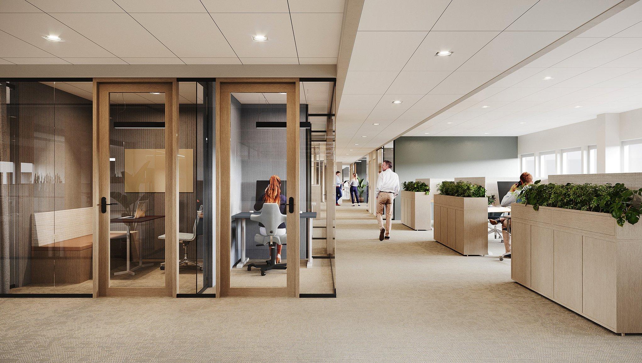 Framtidens kontor