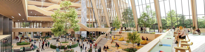 Construction City - ny kunnskapspark på Ulven
