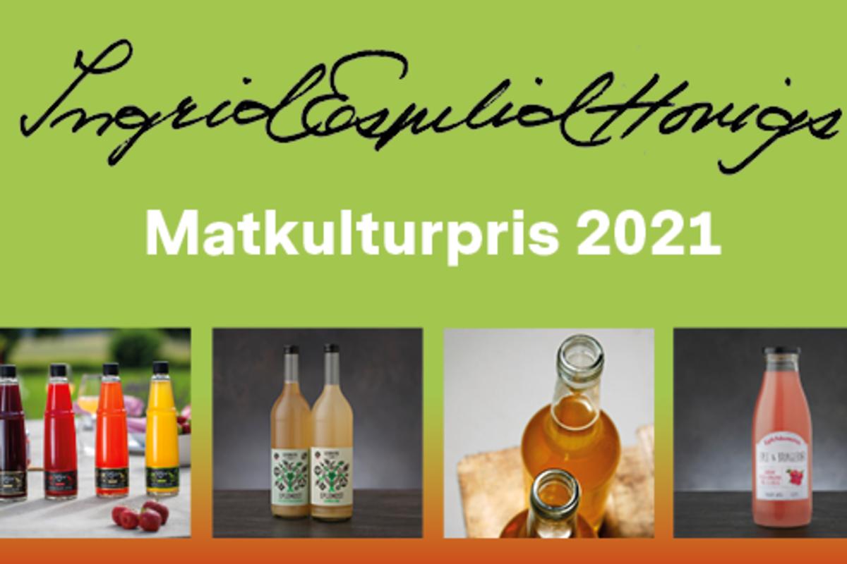 Ingrid Espelid Hovigs Matkulturpris 2021