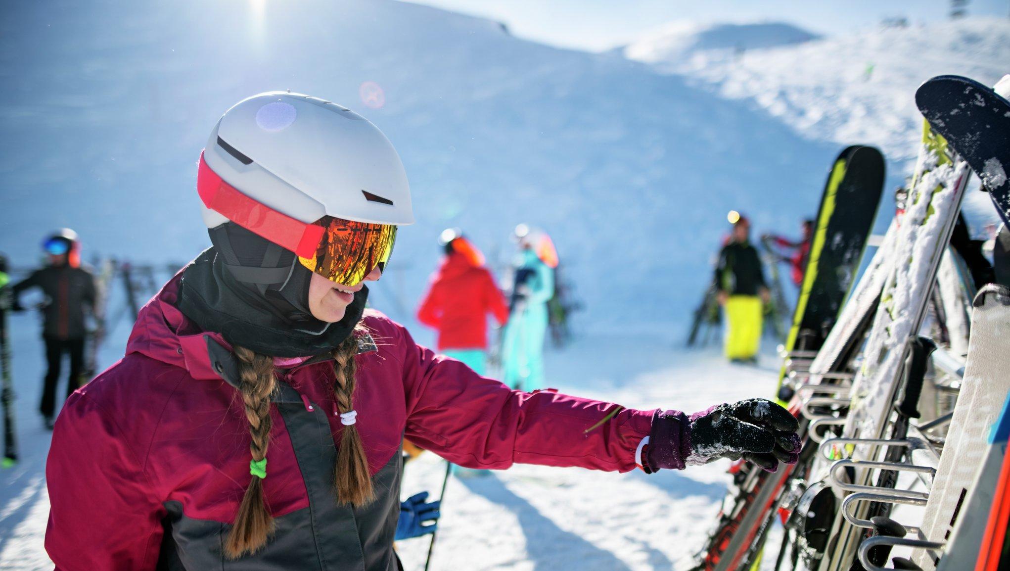 Pass på skiutstyret ditt