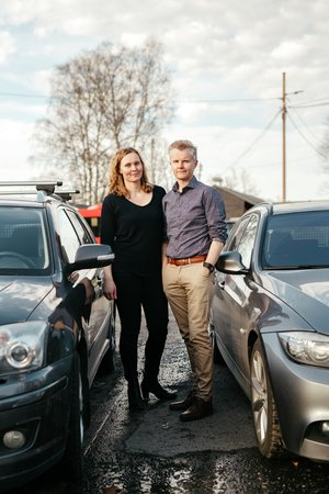 Knut og Marianne Madsbakken