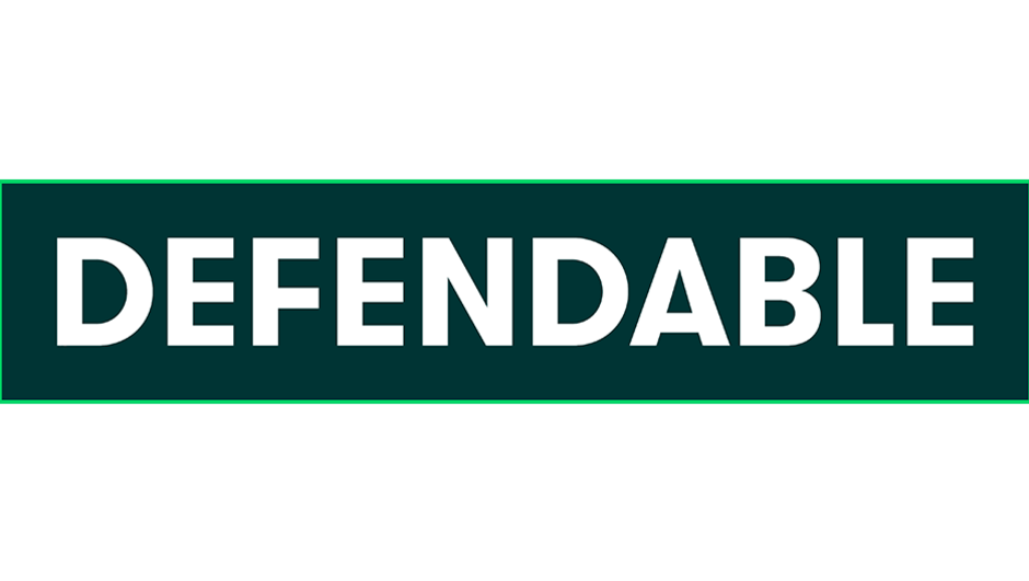 Defendable's logo
