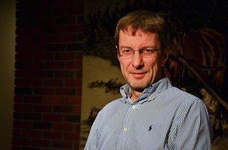 Morten Gausen, kommunalsjef for stab og støtte