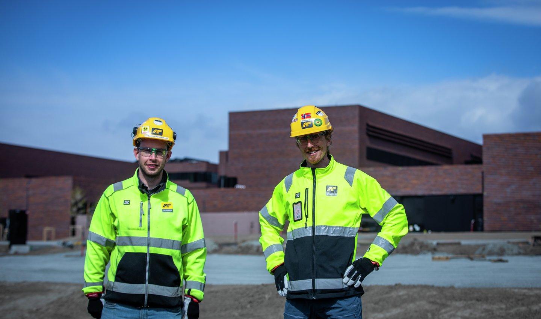 AF Bygg Østfold, Campus Ås