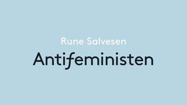 Antifeministen bokomslag