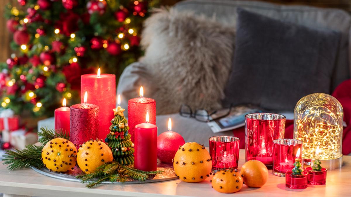 Så lätt fixar du snyggaste ljusfatet till advent