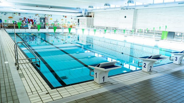 Skjetten svømmehall