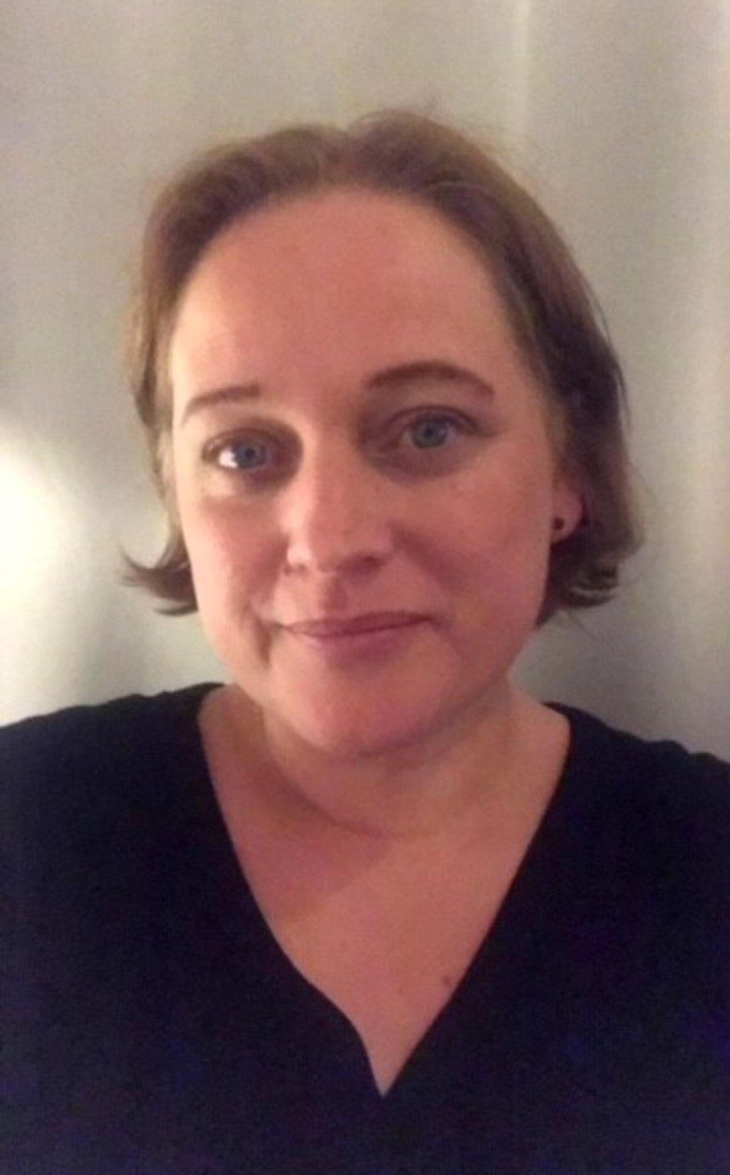 Portrett av Eva Fredriksen