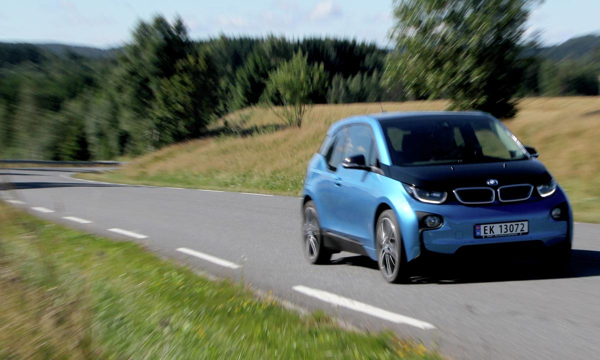 BMW i3 60Ah / 94Ah (2013-2018)