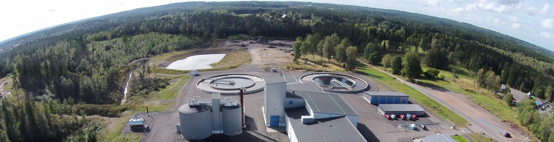 Avlopps- och vattenreningsverk