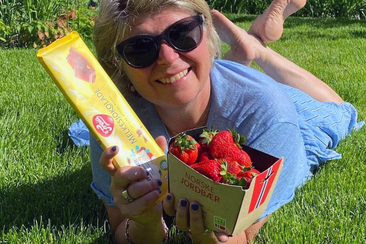 Norske jordbær er IKKE dyre!