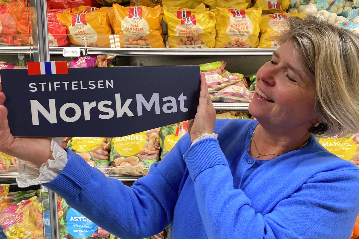 Matnasjonen Norge mot 2030