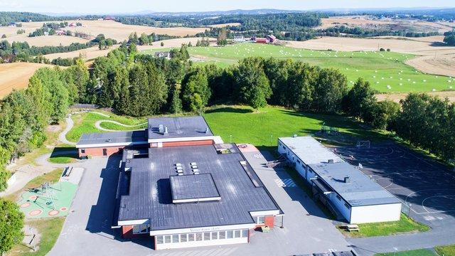 Vesterskaun skole