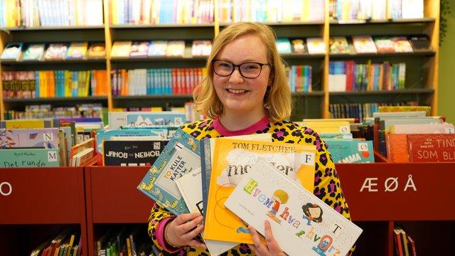 Interaktive billedbøker for barn
