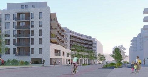 Nye leiligheter på Ensjø