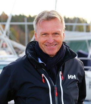Atle C. Strøm, ansvarlig for båtforsikring i If. Foto: Gunhild Gjølstad/If