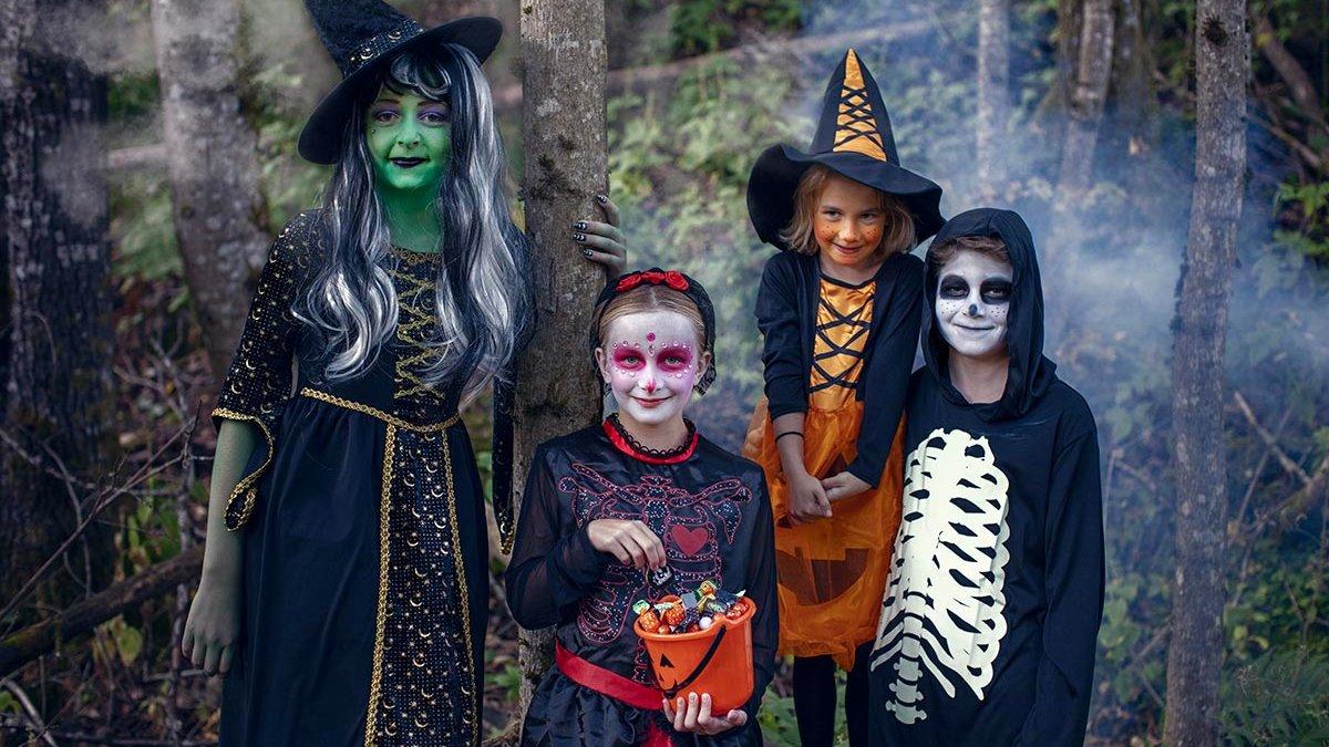 Barnas Halloween