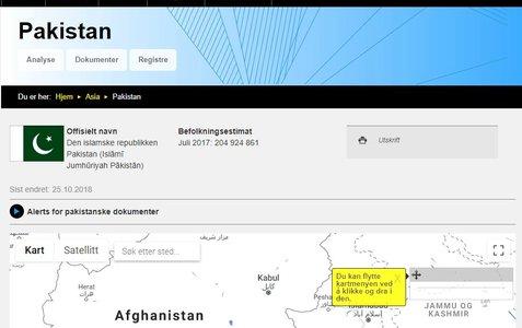 Pakistan landside 2