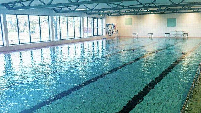 Svømmebasseng Dalen skole