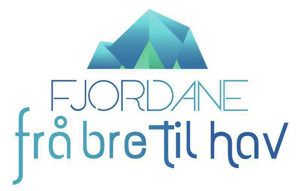Logoen til reiselivskonferansen Fjordane frå bre til hav