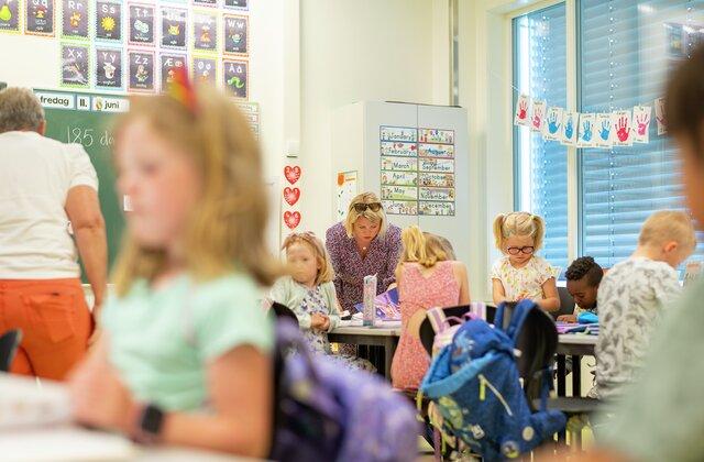 Bedriftsbilder Brandbu barneskole høst 2021