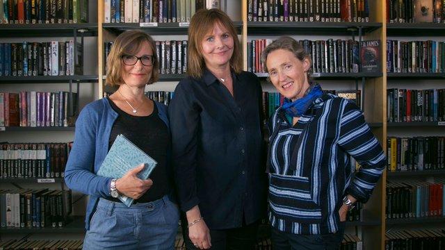 Bokpraterne i Strømmen bibliotek