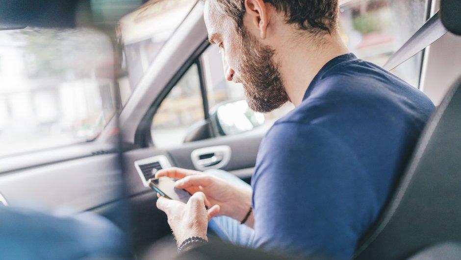 Just mobiiliseadmed asendavad tihti navigatsiooniseadmeid
