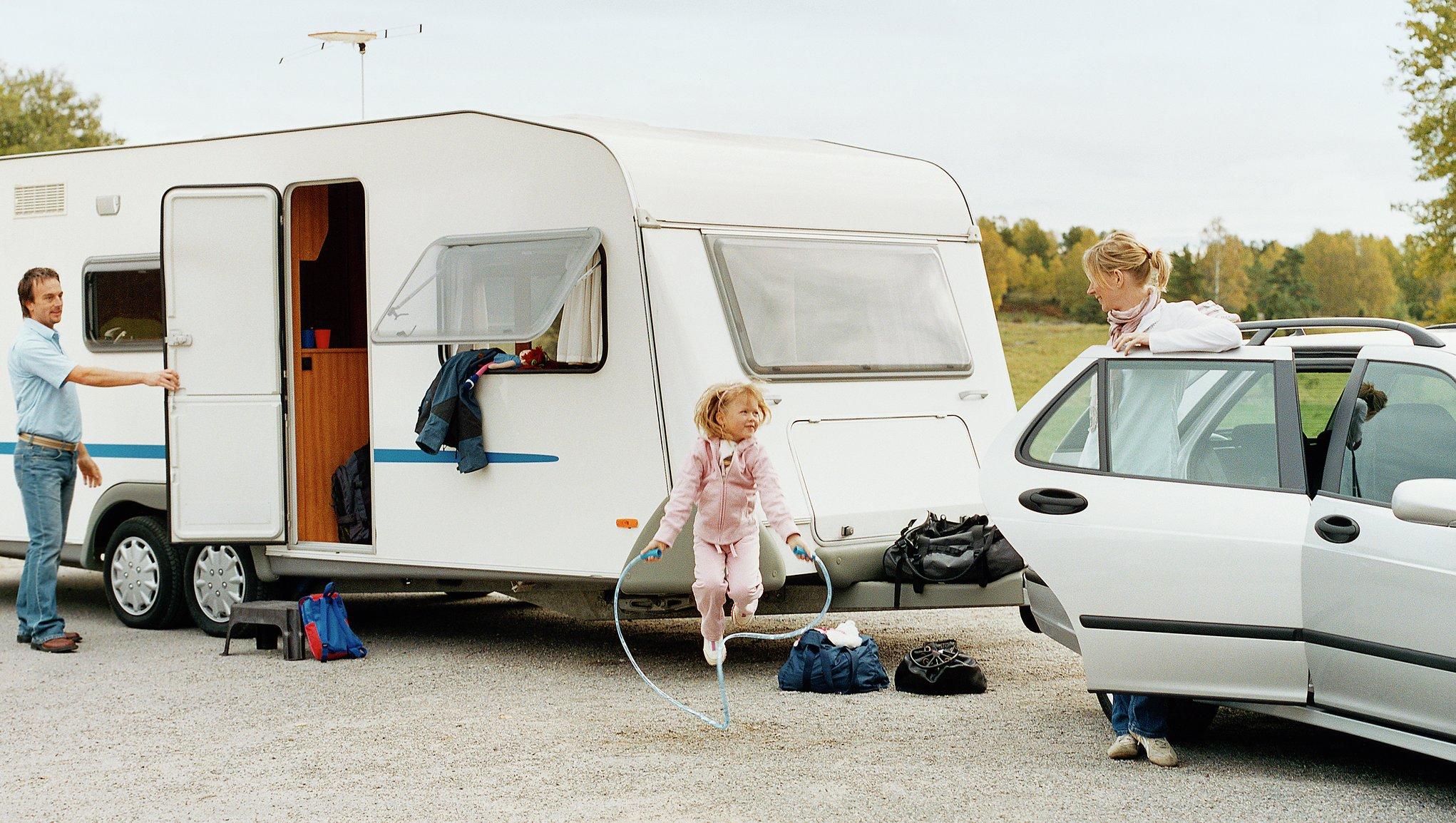 Campingvognforsikring