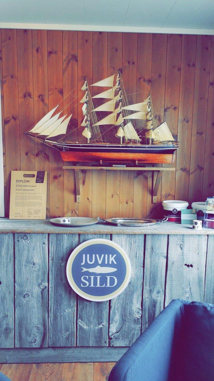 Juviksild. Foto: Inga Oskal Eidsvåg