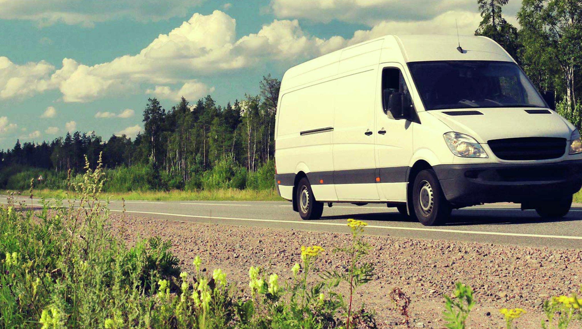 Lätt Lastbilsförsäkring