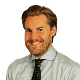 Photo of Fredrik Holmqvist