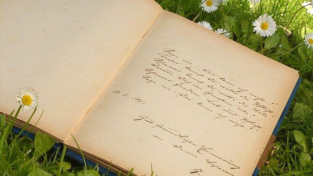 dikt og blomster