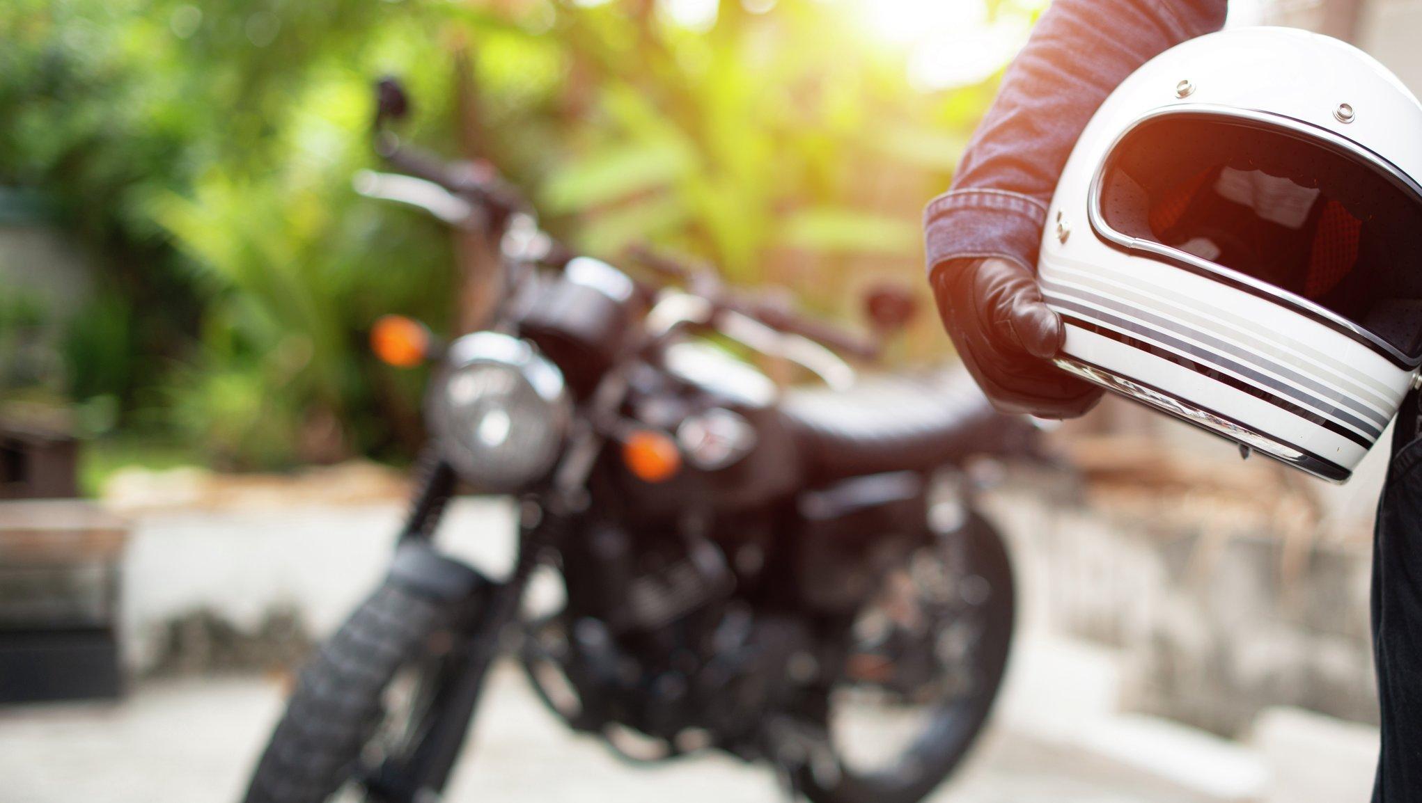 Kuo naudingas motociklo kasko draudimas?