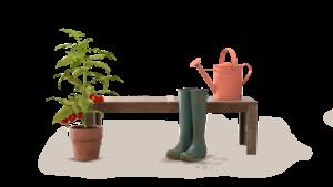 Trädgårdssaker