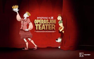 Detektivbyrå nr. 2 - Operasjon teater